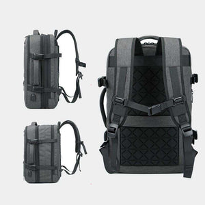 Expandable Business Travel Backpack