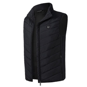 Rechargable Heat Vest