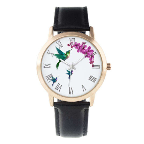 Image of Cute Hummingbird Watch - Prography Gear
