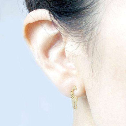 Cute Giraffe Earrings - Royalty Trends