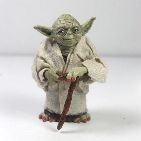 Image of Original Master Yoda Action Figure - Royalty Trends
