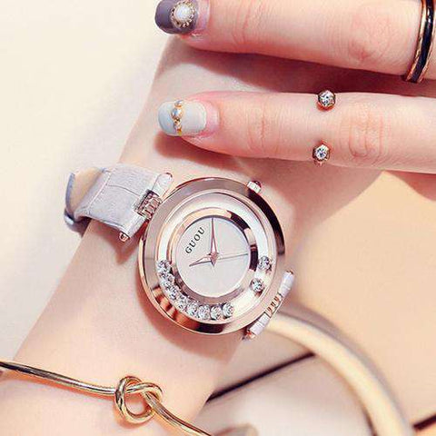 Image of LUXURY SWAROVSKIS LADIES WATCH - Prography Gear