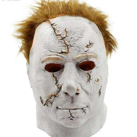 Image of Scary Halloween 2018 Movie Michael Myers Mask - Royalty Trends
