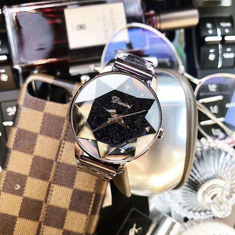 Image of 2018 Luxury lady Crystal Watch - Prography Gear