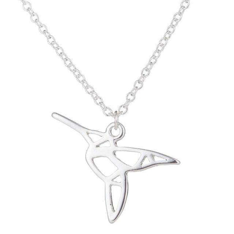 Charming Hummingbird Necklace - Prography Gear