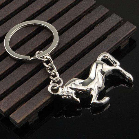 Horse Keychain - Prography Gear