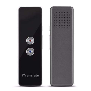 SMART TWO-WAY PORTABLE TRANSLATOR - Prography Gear