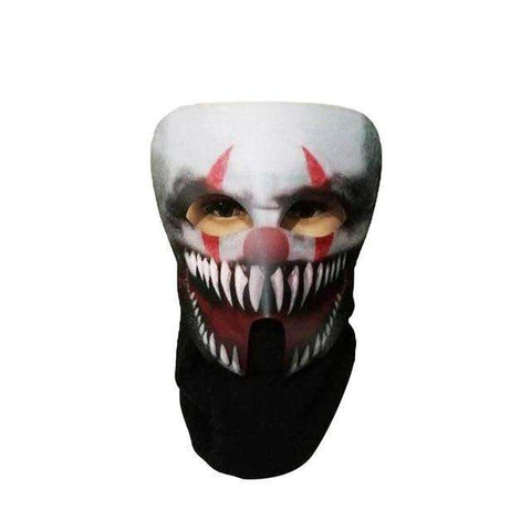Original Sound Reactive LED Glowing Mask - Royalty Trends