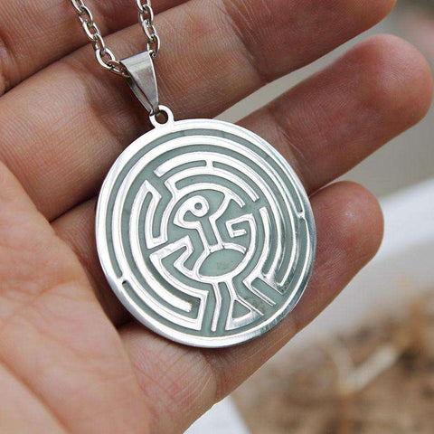 Image of Westworld Maze Glowing Necklace - Prography Gear