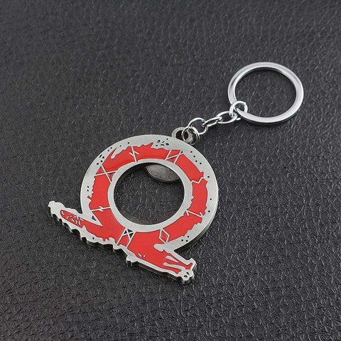 God of War Keychain Bottle Opener - Prography Gear