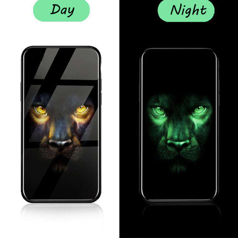 Revolutionary Luminous Panther iPhone Case - Royalty Trends