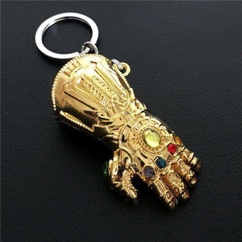 Image of Thanos Glove Keychain Souvenir - Prography Gear