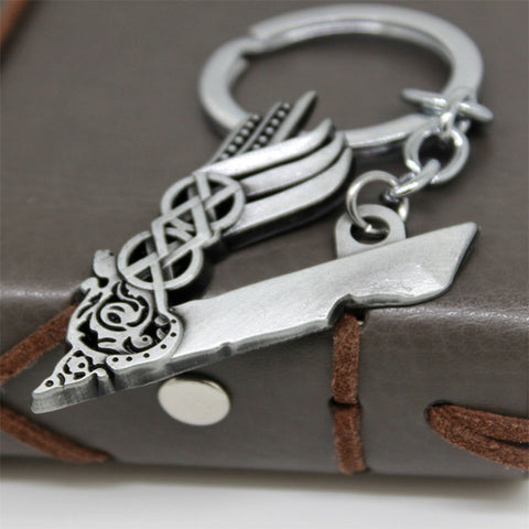 Vikings serie Icon Keychain/Necklace - Prography Gear