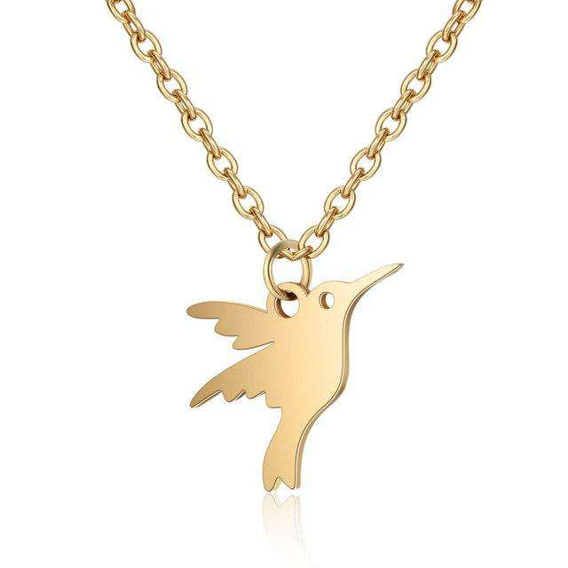 Cute Hummingbird Necklace - Prography Gear