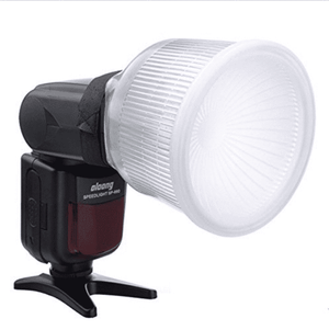 Collapsible Speed Mount Light Sphere