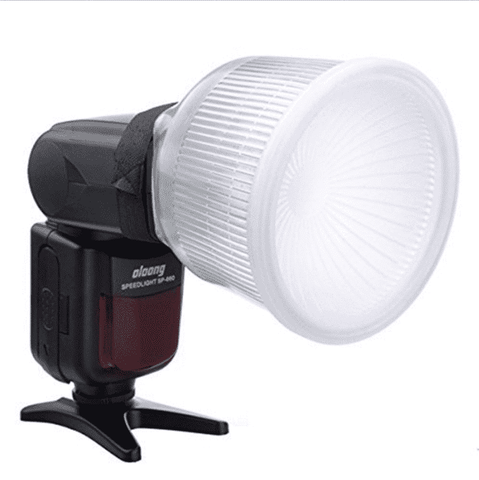 PROFESSIONAL LIGHTSPHERE FLASH DIFFUSER - Prography Gear