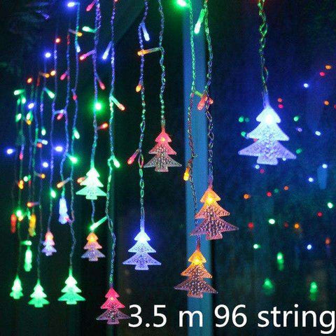 Christmas Lights Decoration - Royalty Trends