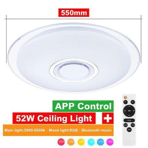 Image of Smart Bluetooth Ceiling Light - Prography Gear