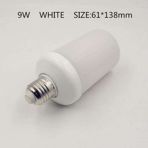 Image of LED Flame Effect Light Bulbs Lamp - Prography Gear