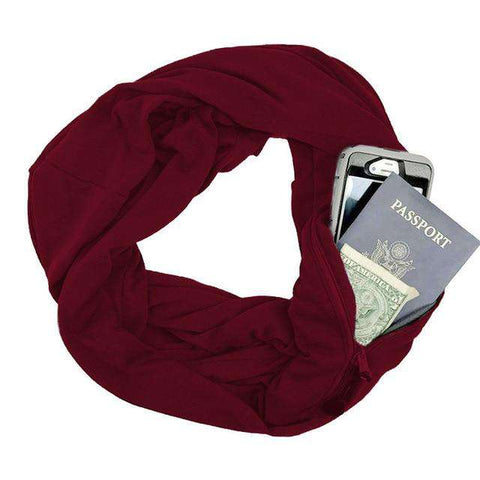 Convertible Pocket Scarf™ - Prography Gear
