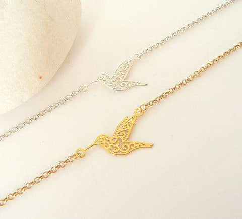Image of Cute Hummingbird Bracelet - Necklace - Prography Gear