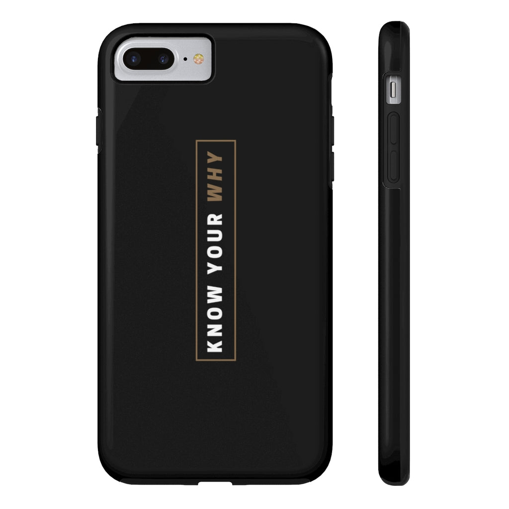 KnowYourWhy - Case Mate Tough Phone Cases