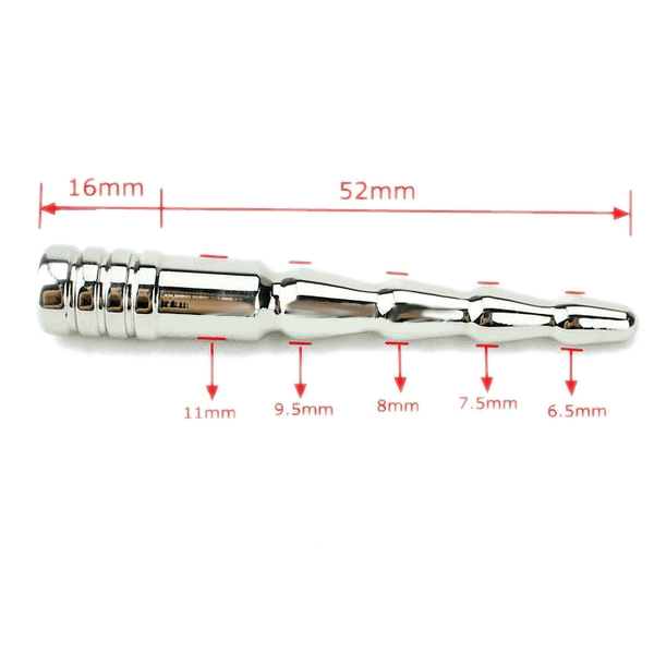 Stainless Urethral Stretcher Prince Wand