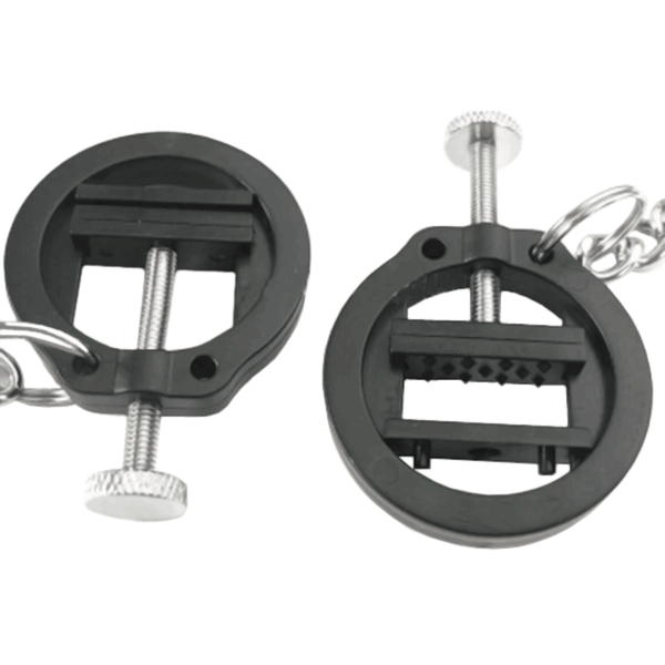 Bondage Torture Nipple Clamps for Couples