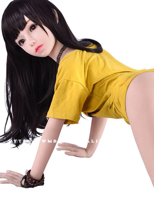 Beautiful Haruko: Japanese Teen Sex Doll