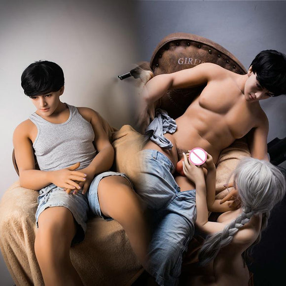 Gigolo John: Well-endowed Male Sex Doll