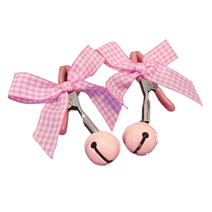 Pink Nipple Clamps