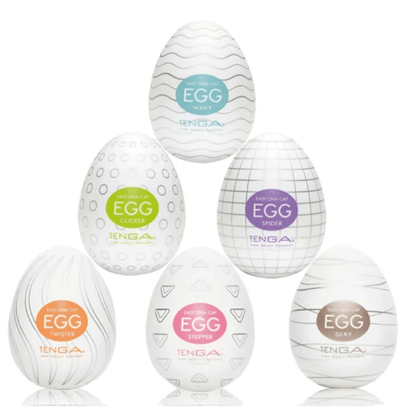 Take Your Pick Tenga Eggs