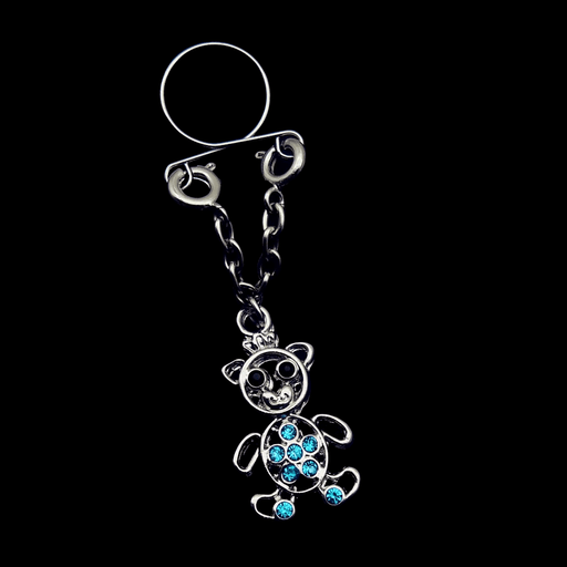 Cute Sexy Bear Clip on Nipple Clamps