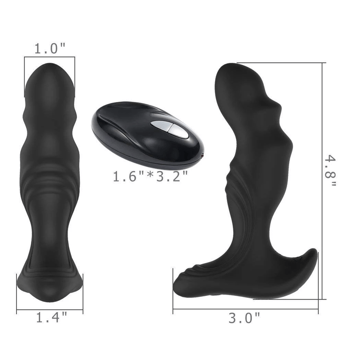 7 Modes of Pleasure Prostate Massager