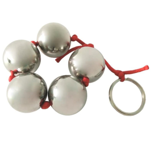 Beaded Stimulator Metal Ben Wa Balls