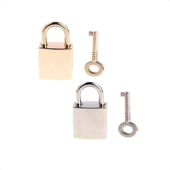 Premium Polished Finish Padlock