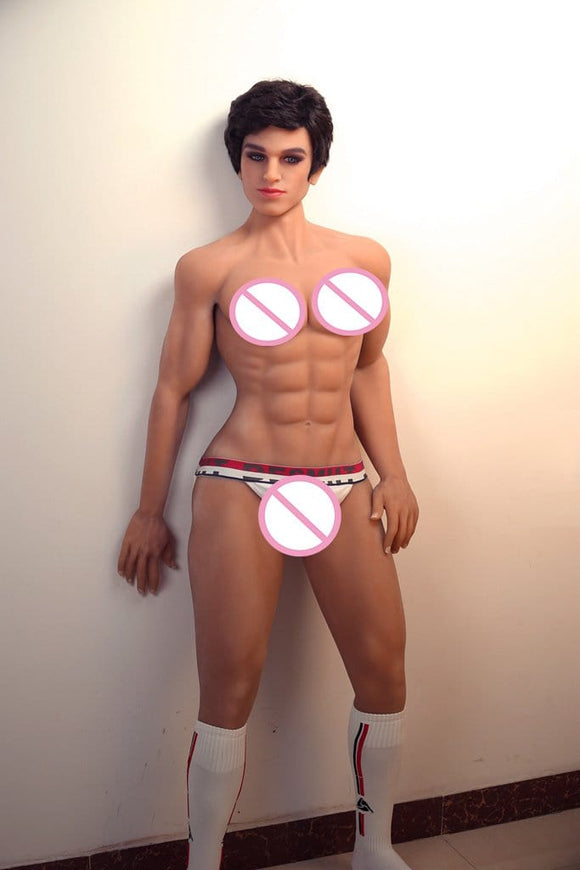 Alex: Hot Bod Male Sex Doll