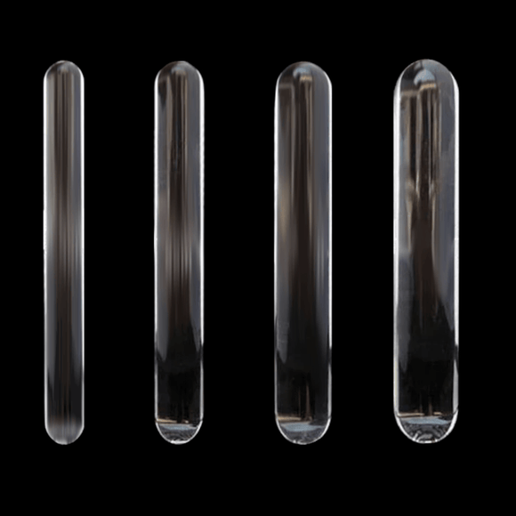 Rods of Masturbation Glass Double Dildo