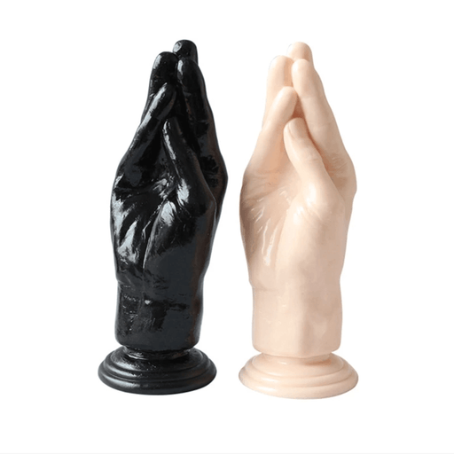 Stress Relieving Fist Dildo With Suction Cup