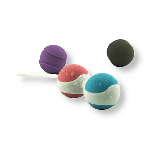 Weighted Beads Silicone Ben Wa Balls