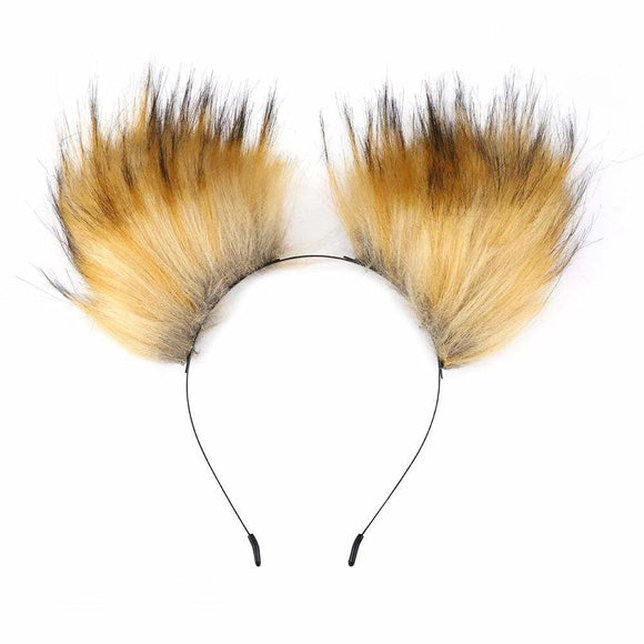 Multicolor Adorable Cat Ears - 8 Colors Available