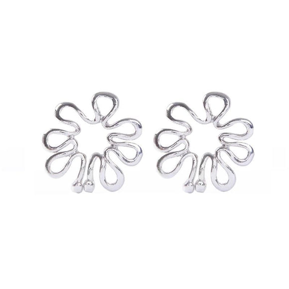 Silver Clip on Nipple Clamps