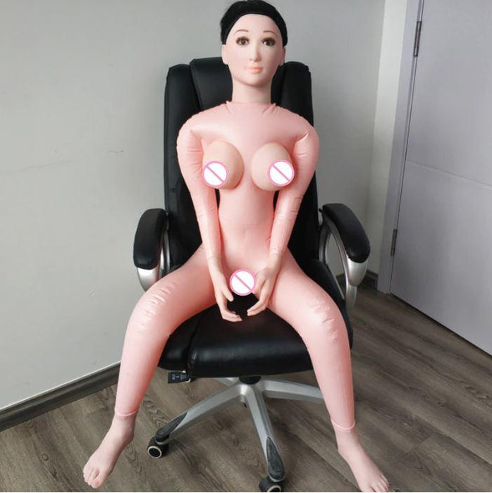 Jessica: Horny Inflatable Sex Doll