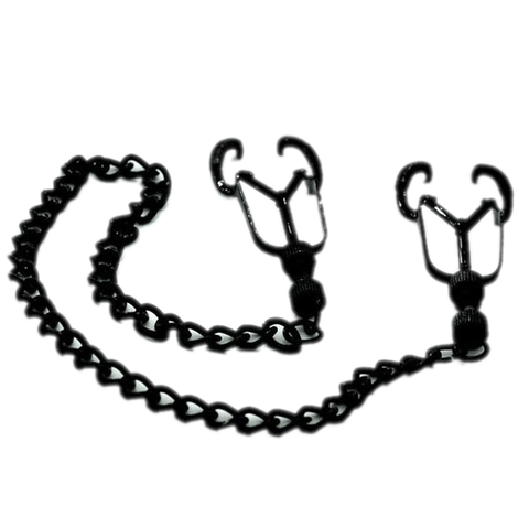 Black Spider Plastic Nipple Clamp
