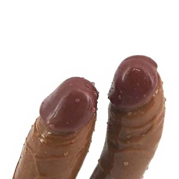 Personal Happy Time Double Penetration Dildo
