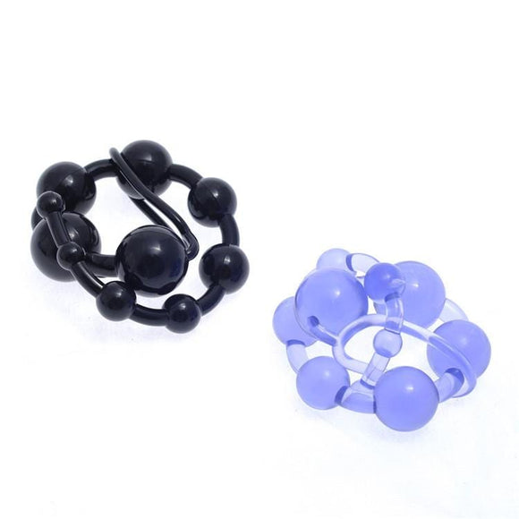 Beginner Perfect Jelly Anal Beads