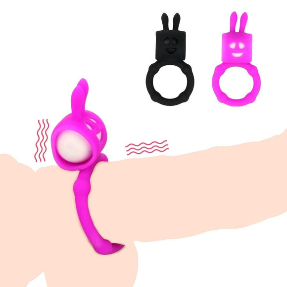 Erection Control Vibrating Cock Ring