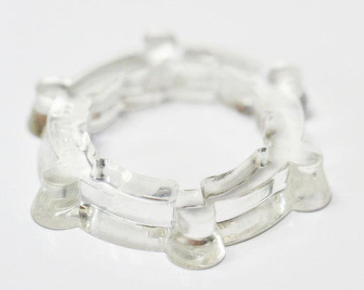 Cock Head Ring | Clear Cock Ring Foreskin Lock
