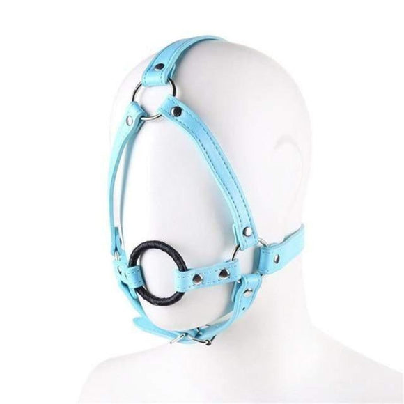 Open Mouth Punishment Ring Gag