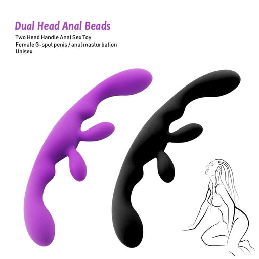 Double Headed Prostate Massager | Best P-spot Massager